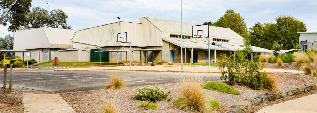 Building G - ECA-Stadium